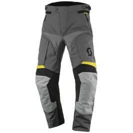 Scott MOTO Dualraid DP Grey-Yellow - XXL (38)