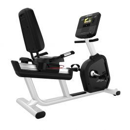 Life Fitness Integrity D Base Discover X recumbent