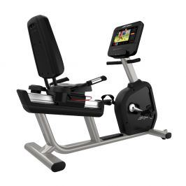 Life Fitness Integrity D Base Discover ST recumbent