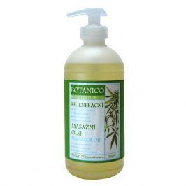 Botanico Konopný masážní olej 500 ml