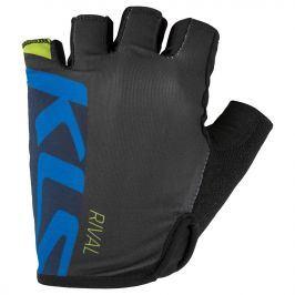 Kellys Rival cyklo rukavice Blue - M