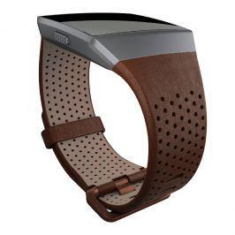 Fitbit Ionic Leather Cognac L