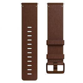 Fitbit Versa Leather Cognac L