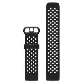 Fitbit Charge 3 Sport Band Black L