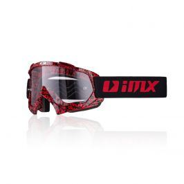 iMX Mud Graphic Red-Black
