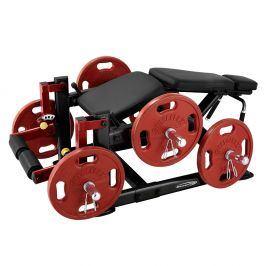 Steelflex PLLC černo-červená