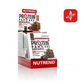 Nutrend Protein Pancake 10x50g čokoláda-kakao