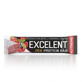 Nutrend EXCELENT Protein Bar 85g limetka s papájou