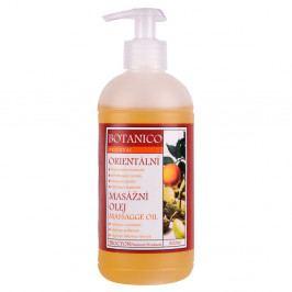 Botanico Orientální masážní olej 500ml