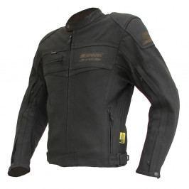 Spark Mike bunda matně černá - M