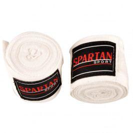 Spartan Boxerské bandáže 380 cm bílá