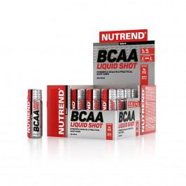 Nutrend BCAA Liquid Shot 20x60 ml
