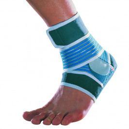 Thuasne Zdravotní pásková bandáž podpora kotníku modro-zelená - M