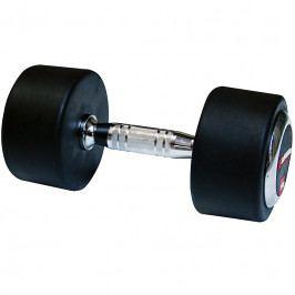 inSPORTline Pogumovaná jednoruční činka 27,5 kg