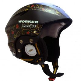 WORKER Paradise černá - XS (48-52)