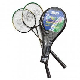 Spartan Badminton set zelená