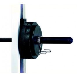 inSPORTline Olympic adaptér 25 mm/50 mm 40 cm