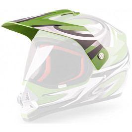 WORKER V340 zelená s grafikou