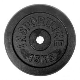 inSPORTline Blacksteel 15 kg
