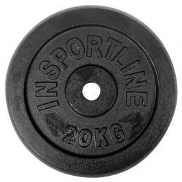 inSPORTline Blacksteel 20 kg