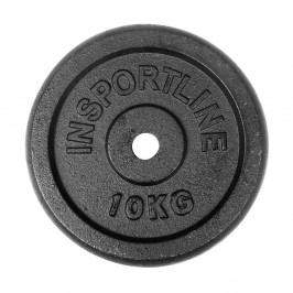 inSPORTline Blacksteel 10 kg
