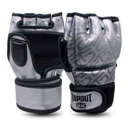 Tapout Silver PU M