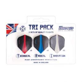 Harrows Retina Flight Tri Pack