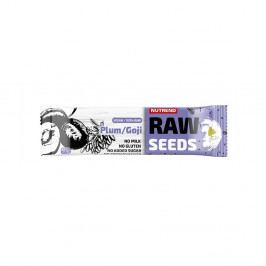 Nutrend Raw Seeds Bar 50 g švestka+goji