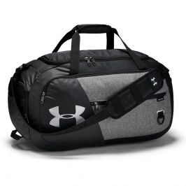 Under Armour Undeniable Duffel 4.0 MD Graphite Medium Heather - OSFA