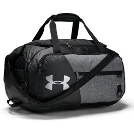 Under Armour Undeniable Duffel 4.0 SM Graphite Medium Heather - OSFA