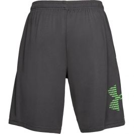 Under Armour Tech Graphic Short Nov Jet Gray - S