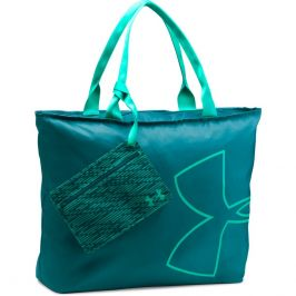 Under Armour Big Logo Tote Turquoise - OSFA