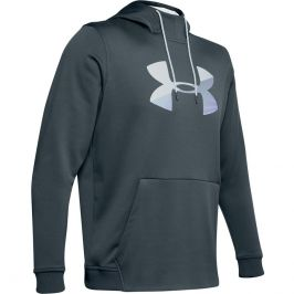 Under Armour AF PO Hoodie Big Logo Graphic Wire - S