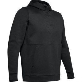 Under Armour Athlete Recovery Fleece Graphic Hoodie Black - S