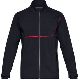 Under Armour GORE-TEX Paclite FZ Black/Black/Red - S