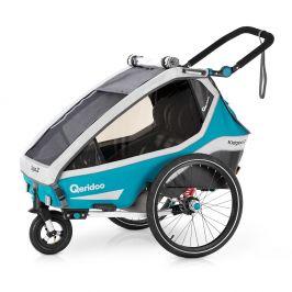 Qeridoo KidGoo 2 2020 Petrol Blue