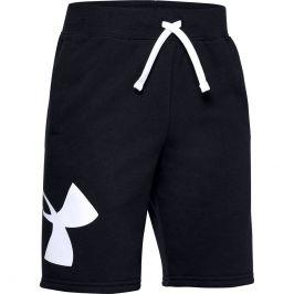 Under Armour Rival Fleece Logo Shorts Black - YL