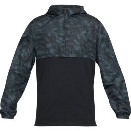 Under Armour Wind Anorak Black/Stealth Gray/Black - S