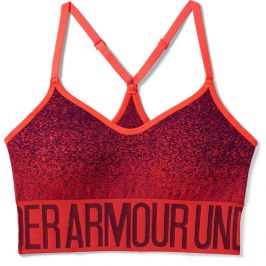 Under Armour Seamless Ombre Novelty Neon Coral - XS