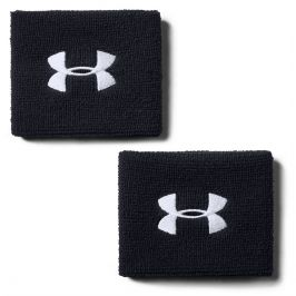 Under Armour Performance Wristbands Black - OSFA