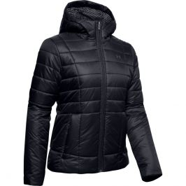 Under Armour UA Armour Insulated Hooded Jkt Black - XS