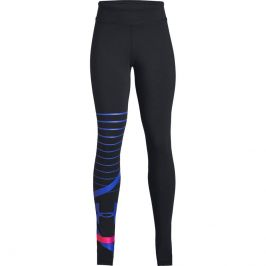Under Armour Finale Knit Legging Black/Constellation Purple - YL
