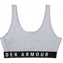 Under Armour Favorite Cotton Everyday Htr Steel Full Heather/Black/White - XS