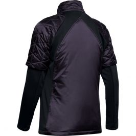 Under Armour Reactor Golf Hybrid Jacket Nocturne Purple - XS