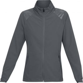 Under Armour Storm Windstrike Full Zip Pitch Gray - XS
