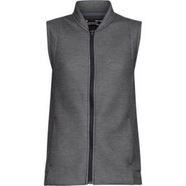 Under Armour Versa Vest Black Full Heather - L