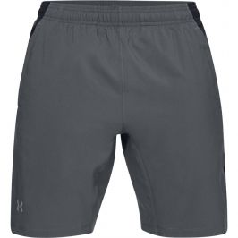 Under Armour Launch SW 2-in-1 Long Short Pitch Gray - M
