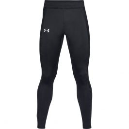 Under Armour Coldgear Run Tight Black/Black/Reflective - S