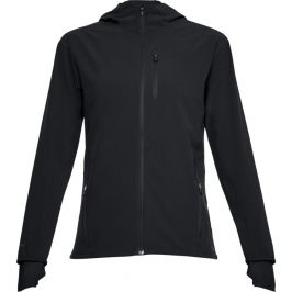 Under Armour Outrun The Storm Jacket Black/Black/Reflective - S