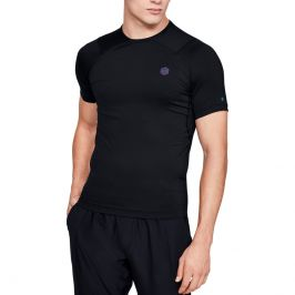 Under Armour HeatGear Rush Compression SS Black - S